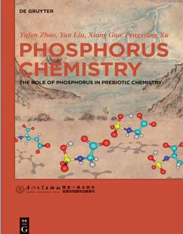 دانلود کتاب شیمی فسفر Yufen Zhao
