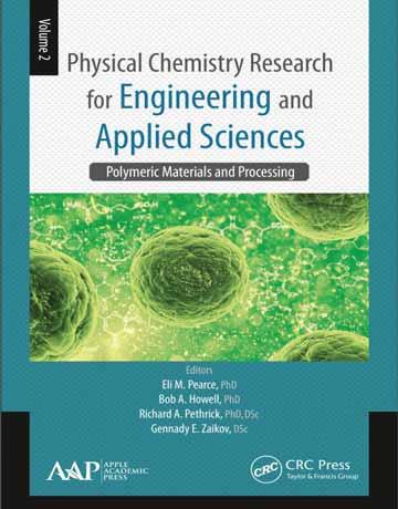 کتاب پژوهش های شیمی فیزیک برای مهندسی و علوم کاربردی جلد 2