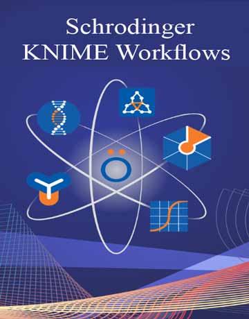 دانلود Schrodinger KNIME Workflows 2020-3 افزونه های نرم افزار شرودینگر