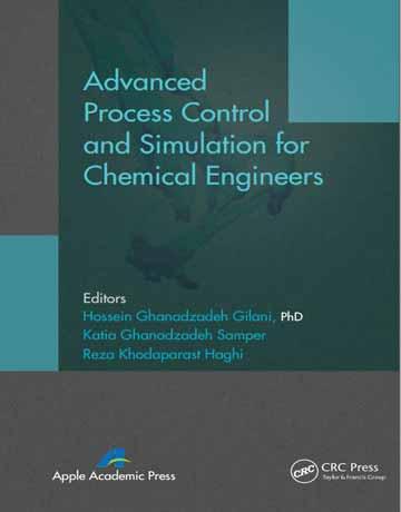 کتاب کنترل فرایند پیشرفته و شبیه سازی برای مهندسی شیمی