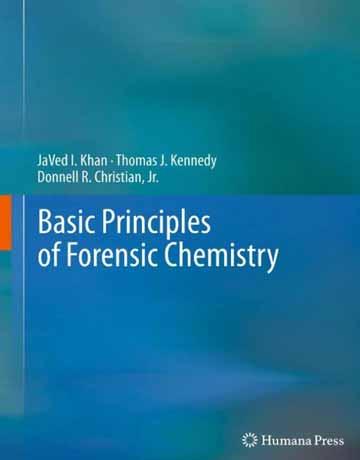 دانلود کتاب مبانی پایه شیمی جنایی و قانونی
