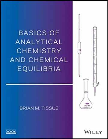 دانلود کتاب شیمی تجزیه پایه و تعادل شیمیایی