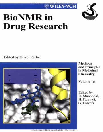 دانلود کتاب BioNMR در تحقیقات شیمی دارویی
