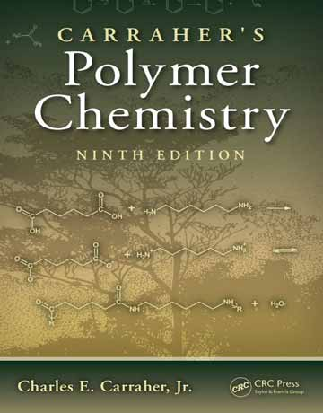 کتاب شیمی پلیمر Carraher's ویرایش نهم