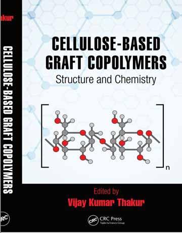 کتاب کوپلیمرهای گرافت (پیوندی) بر پایه سلولز: ساختار و شیمی