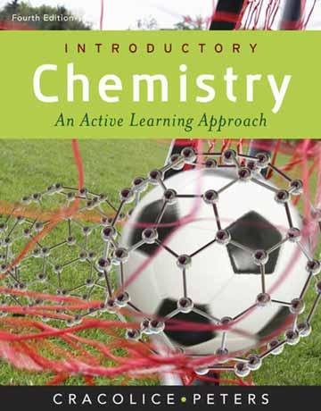 کتاب شیمی مقدماتی ویرایش چهارم: رویکرد یادگیری فعال Mark S. Cracolice