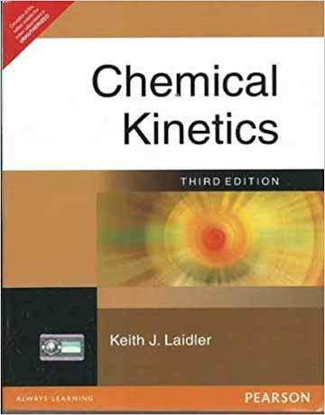 دانلود کتاب سینتیک شیمیایی لایدر ویرایش سوم Keith J. Laidler