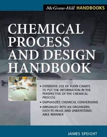 دانلود هندبوک فرایندهای شیمیایی و طراحی