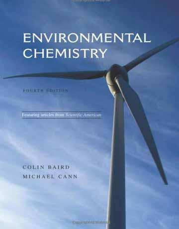 کتاب شیمی محیط زیست کالین برد ویرایش چهارم
