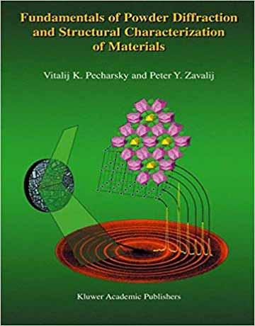 کتاب اصول پراش پودر و مشخصات ساختاری مواد