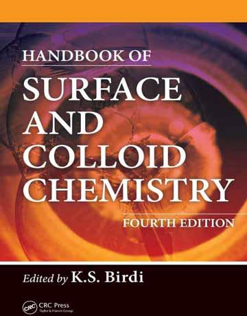 هندبوک شیمی کلوئید و سطح ویرایش چهارم