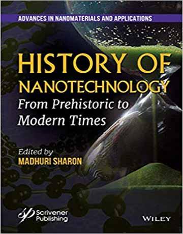 کتاب تاریخچه نانوتکنولوژی: از ماقبل تاریخ تا دوران مدرن