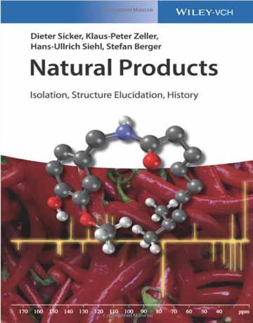 کتاب محصولات طبیعی: ایزولاسیون، کشف ساختار و تاریخچه