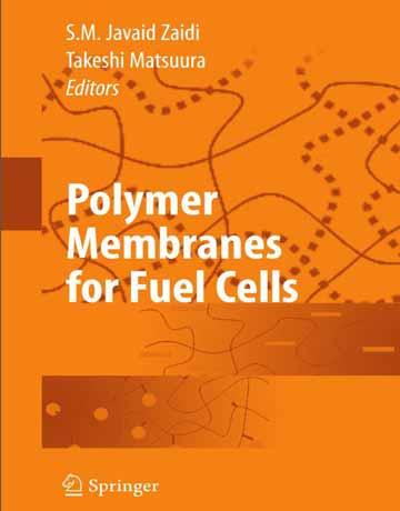 کتاب غشاهای پلیمری برای سلول های سوختی