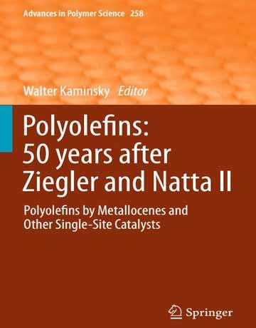 کتاب پلی اولفین ها 50 سال بعد از زیگلر ناتا II