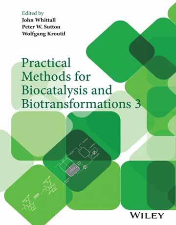 کتاب روش های عملی برای بیوکاتالیزورها و بیوترانسفورماسیون