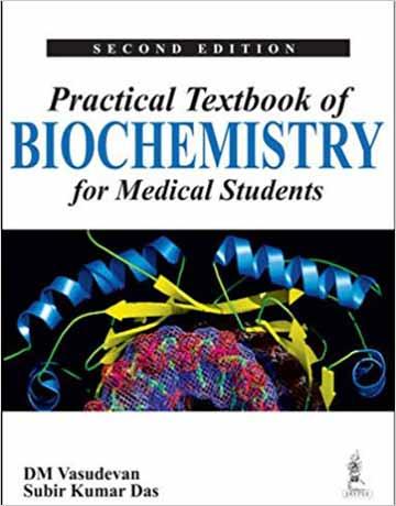 کتاب بیوشیمی عملی برای دانشجویان پزشکی ویرایش دوم
