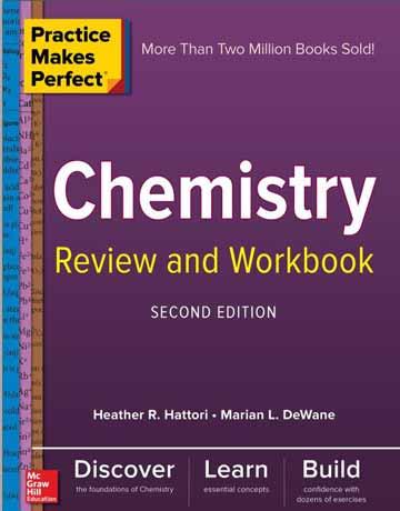 کتاب مرور شیمی عمومی و کتاب کار ویرایش دوم Marian DeWane