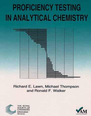 کتاب آزمون و تست مهارت در شیمی تجزیه
