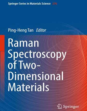 کتاب طیف سنجی رامان مواد و ترکیبات دو بعدی چاپ 2019