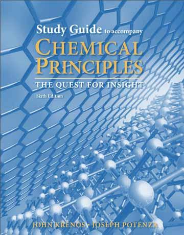 دانلود حل المسائل و تمرین اصول شیمیایی اتکینز ویرایش ششم