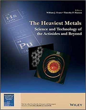 کتاب سنگین ترین فلزات: علم و تکنولوژی از اکتینید ها و فراتر از آن