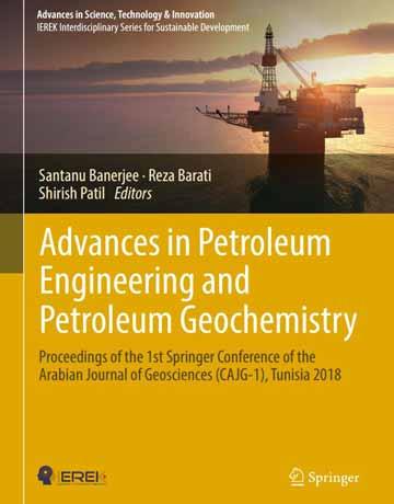 کتاب پیشرفت در مهندسی نفت و ژئوشیمی نفت چاپ 2019