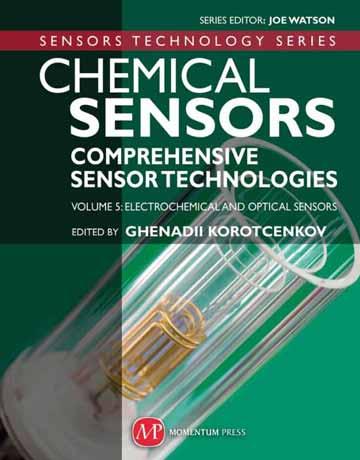 کتاب سنسورهای شیمیایی: تکنولوژی جامع سنسورها جلد 5