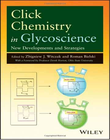 کتاب شیمی کلیک در علم گلیکو (گلیکوساینس)