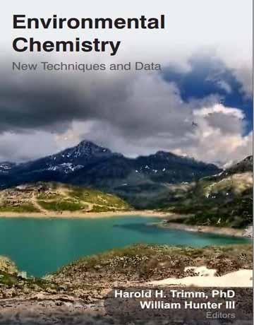 کتاب شیمی محیط زیست: تکنیک های جدید و داده ها Harold H. Trimm
