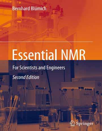 کتاب NMR ضروری برای دانشمندان و مهندسین ویرایش دوم چاپ 2019