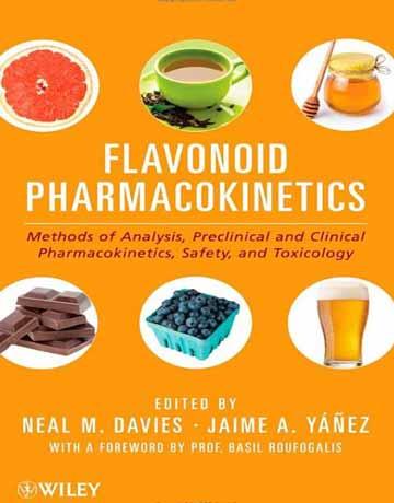 کتاب فارماکوکینتیک فلاونوئید: روش های آنالیز بالینی و پیش بالینی