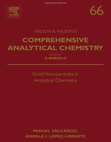 دانلود کتاب نانوذرات طلا در شیمی تجزیه