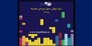 آغاز سال جهانی جدول تناوبی عناصر IYPT 2019 در ایران