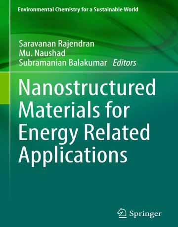 کتاب مواد نانوساختار برای کاربردهای مرتبط با انرژی چاپ 2019