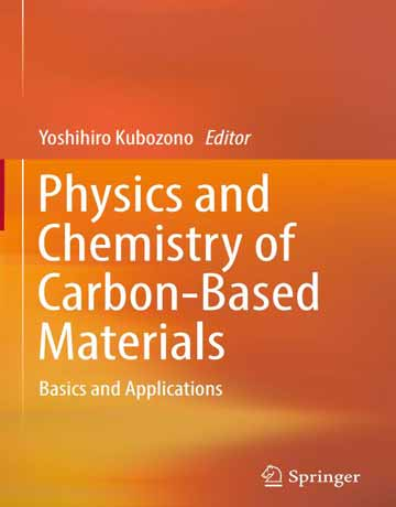 کتاب شیمی و فیزیک مواد بر پایه کربن چاپ 2019