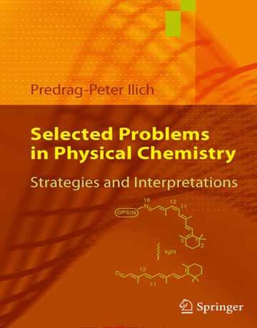 کتاب مسائل انتخابی در شیمی فیزیک: استراتژی و تفسیرها