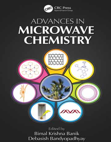 کتاب پیشرفت ها در شیمی مایکروویو چاپ 2018