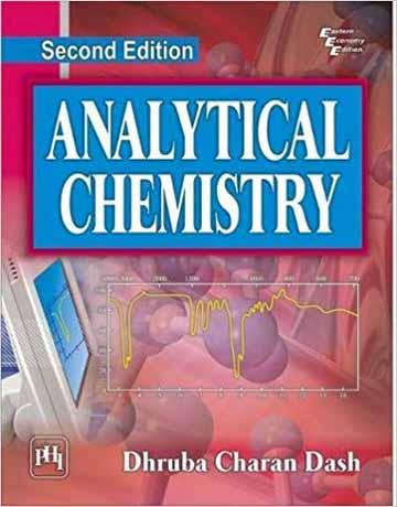 دانلود کتاب شیمی تجزیه ویرایش دوم Charan Dash