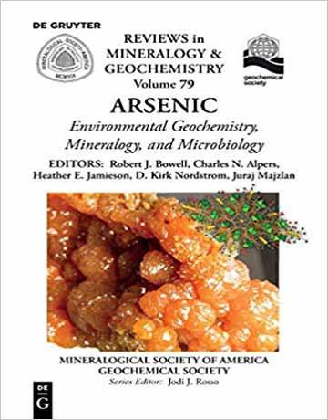 کتاب آرسنیک: ژئوشیمی محیطی، کانی شناسی و میکروبیولوژی