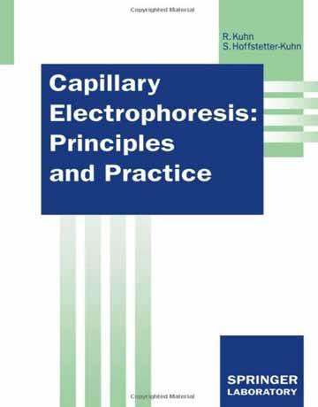 دانلود کتاب الکتروفورز کاپیلاری: اصول و تمرین