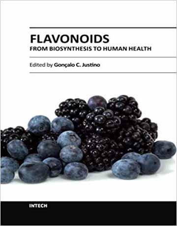 کتاب فلاونوئیدها از بیوسنتز تا سلامت انسان