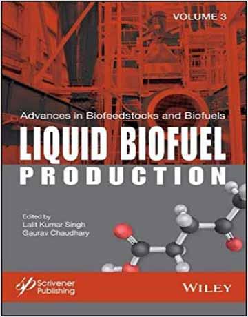 کتاب تولید بیوفیول (سوخت زیستی) مایع چاپ 2019