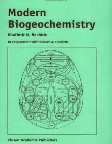 دانلود کتاب بیوژئوشیمی مدرن V.N. Bashkin