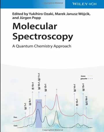 کتاب طیف سنجی مولکولی: با رویکرد شیمی کوانتومی چاپ 2019