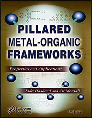 کتاب چارچوب های فلزی - آلی پیلارد: خواص و کاربردها چاپ 2019