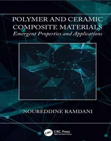 کتاب مواد کامپوزیتی سرامیکی و پلیمری: خواص و کاربردها چاپ 2019