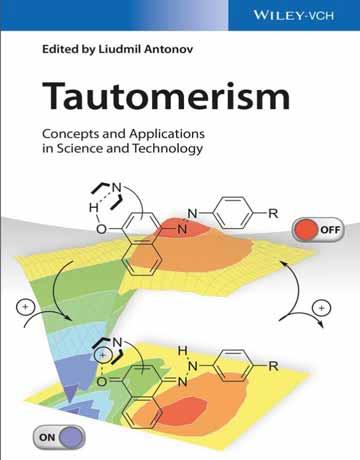 کتاب توتومری Tautomerism: مفاهیم و کاربردها در علوم و تکنولوژی