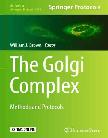 کتاب کمپلکس گلژی: روش ها و پروتکل ها