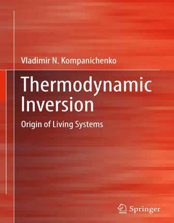 کتاب معکوس ترمودینامیکی: منبع سیستم های زندگی